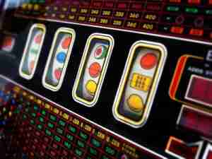 playing slots probability